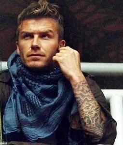 tattoo in men