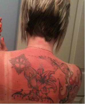How long after a tattoo can i go sun tanning after for What to use on new tattoos