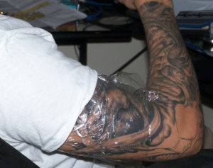Tattoo Aftercare: Tattoo Wound Care