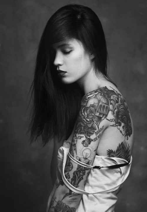Ira-Chernova-and-beautiful-tattoos