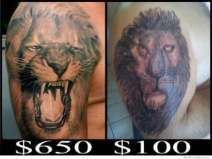 Reason Why You Should Save For A Tattoo