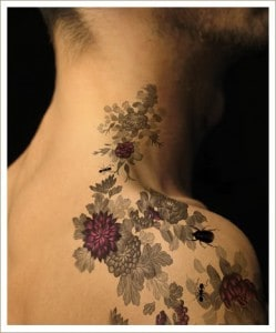 Tattoo Aftercare and Tattoo Maintenance