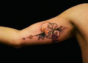 Great and Simple First Time Tattoo Ideas