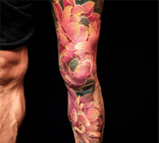 Eye-Catching Arm Tattoos
