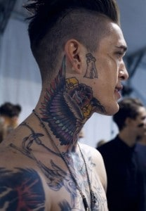 Neck Tattoos – Yes or No?