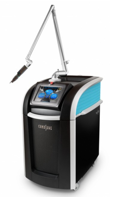 CynoSure PicoSure Laser Tattoo Removal machine